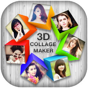 3d photo collage editor android apps on google play. Black Bedroom Furniture Sets. Home Design Ideas