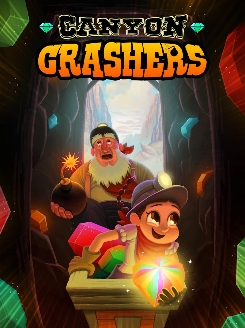 Скриншот Canyon Crashers