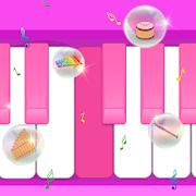 Kids Pink Piano : Free
