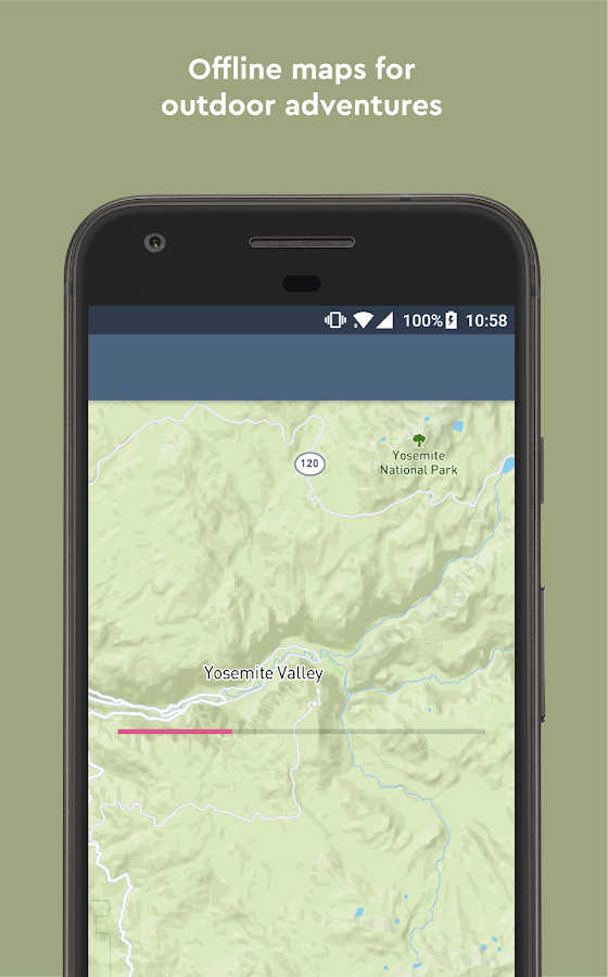 Mapbox Demo- screenshot