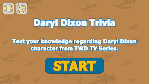 Daryl Dixon Trivia