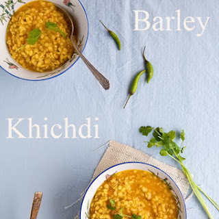 Barley Khichdi Recipe