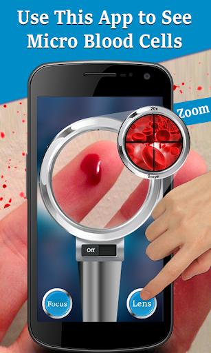 玩免費健康APP|下載Microscope Camera Simulator app不用錢|硬是要APP