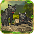 Furious Panther Family Sim apk