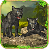 Furious Panther Family Sim