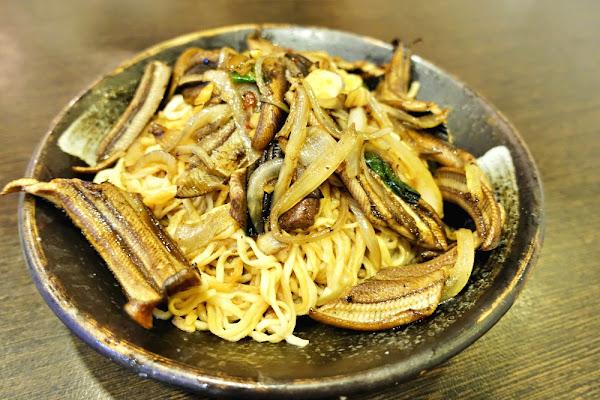 台南阿輝炒鱔魚