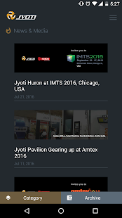 Jyoti CNC Automation Ltd.- screenshot thumbnail