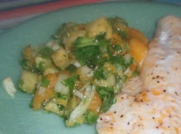 Mango Pineapple Salsa Recipe