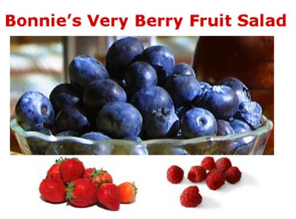 Very Berry Fruit Salad Recipe