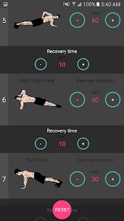 ABS Planks screenshot