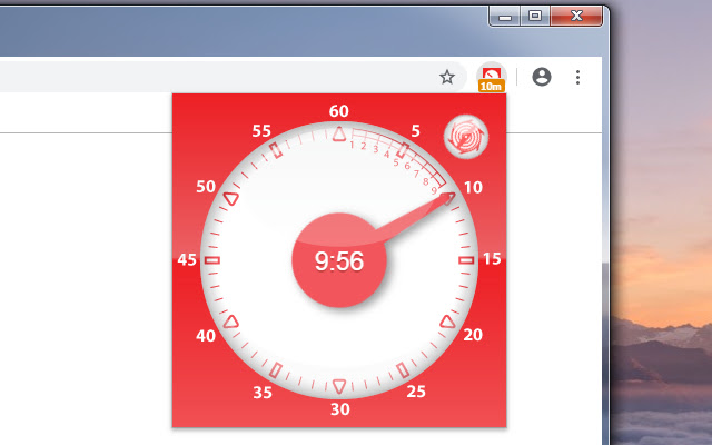 Two Click Timer