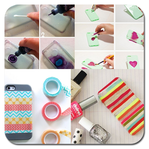 DIYの電話ケースのアイデア 生活 LOGO-玩APPs
