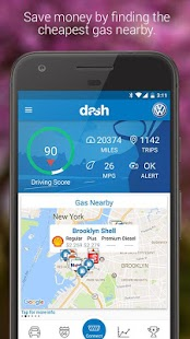 Dash - Drive Smart- screenshot thumbnail