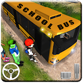 Offroad School Bus Driver 3D City Public Transport Android APK Download Free By Imperial Arts Pty Ltd