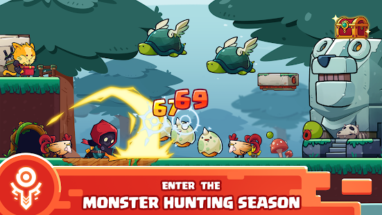 How to hack Sword Man - Monster Hunter for android free