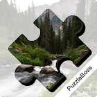 Jigsaw Puzzles: Scenic icon