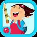 儿童 幼儿园游戏 icon