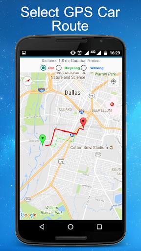 GPS, Maps, Navigations, Directions & Live Traffic 1.39.0 screenshots 12