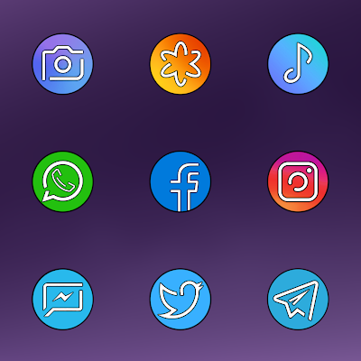 PIXEL S9 - ICON PACK Screenshot Image