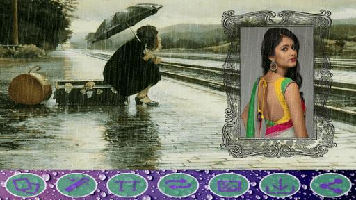 Rainy HD Photo Frames