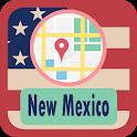 USA New Mexico Maps icon
