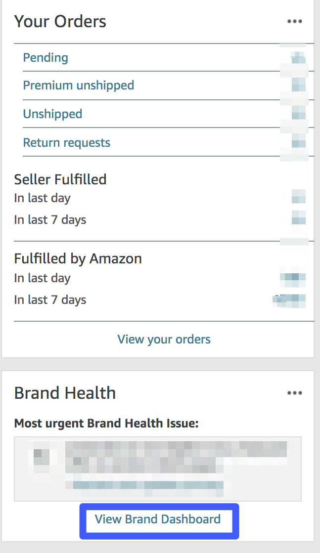 """Amazon's New """"Customer Reviews"""" Dashboard: Manage Your"""