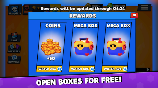 Brawl Stars Box Simulator 1.02 screenshots 2