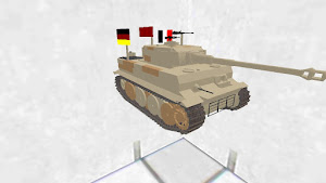 Tiger 1 the warrior of desert
