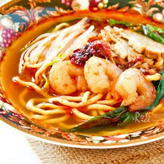Hokkien Hae Mee (Prawn Noodles) Recipe