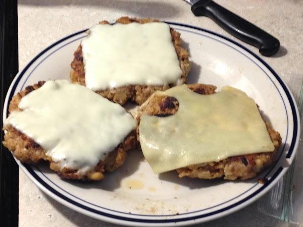 Pork Burgers..( Healthy) Recipe