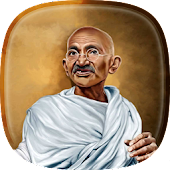 Gandhi Live Wallpaper