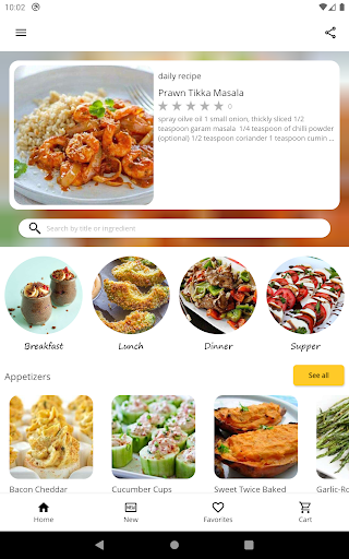 Healthy Recipes 5.45 screenshots 13