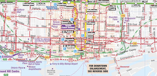 Edmonton Casinos Map