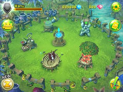 Invizimals: Battle Hunters v1.1 (Mod)