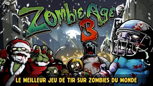 Zombie Age 3: Shooting Walking Zombie: Dead City  code Triche 1