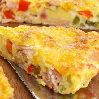 Western Omelet With Ham