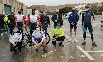 La carrera ciclista del Puerto, en imágenes
