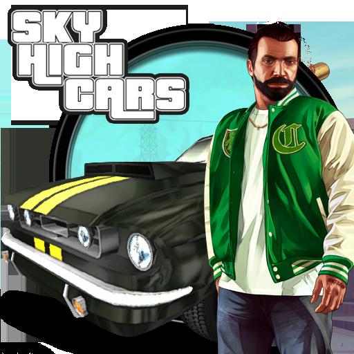 模擬App|Sky High Cars LOGO-3C達人阿輝的APP