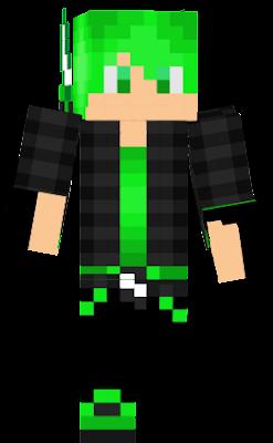 Green Wolf Boy