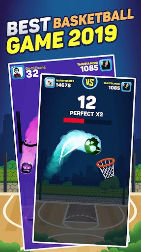 Slam Dunk - Basketball game 2019  screenshots 5