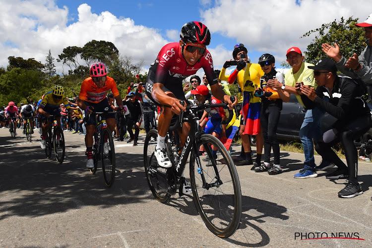 Goed nieuws voor Colombiaanse renners: dan zullen ze naar Europa vliegen