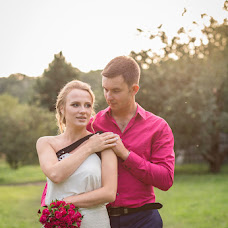 Wedding photographer Anna Saveleva (Savanna). Photo of 24.10.2016