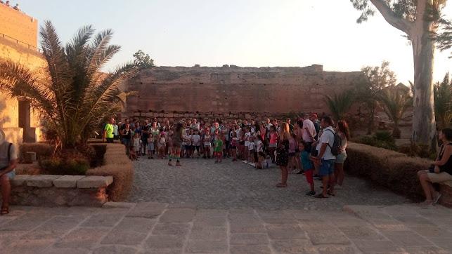 Yincana Familiar en la Alcazaba de Almería con El Mundo de Bicho Verde.