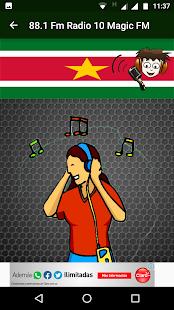Live Radio Suriname - náhled