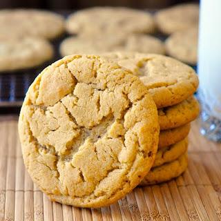 Aunt Aggie's Peanut Butter Cookies.