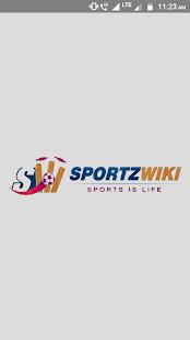 Sportzwiki - náhled