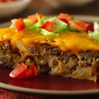 Gluten-Free Impossibly Easy Taco Pie Recipe