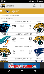 Jacksonville Jaguars- screenshot thumbnail