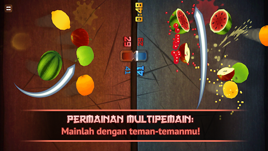 Fruit Ninja Classic- gambar mini screenshot