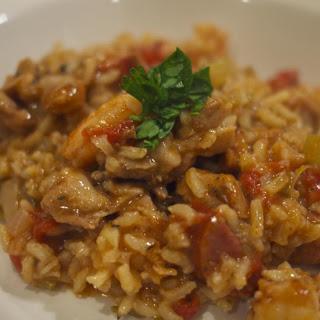 Worcestershire Sauce Jambalaya Recipes